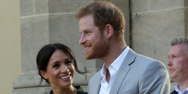 Everything You Need To Know About The Duke And Duchess of Sussex's Royal