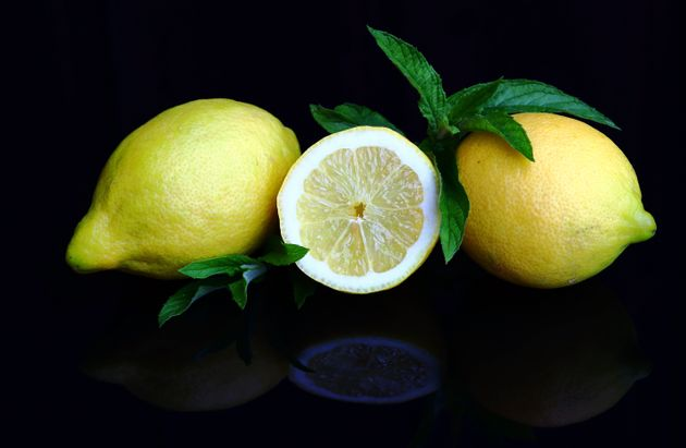 Try sniffing lemons if you feel too