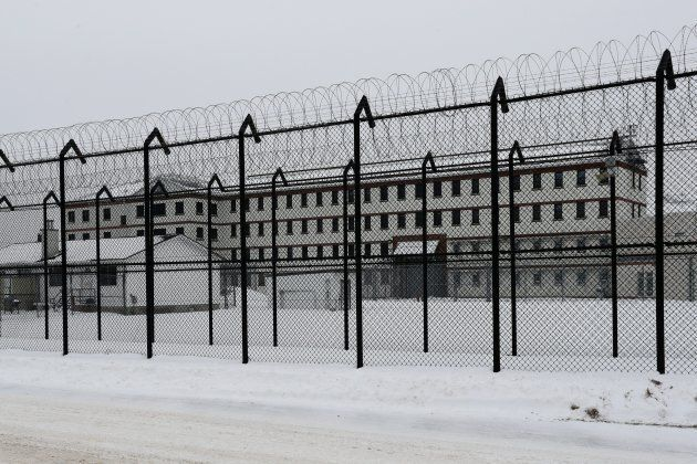 Joyceville medium security institution in Kingston, Ontario on Jan. 24,