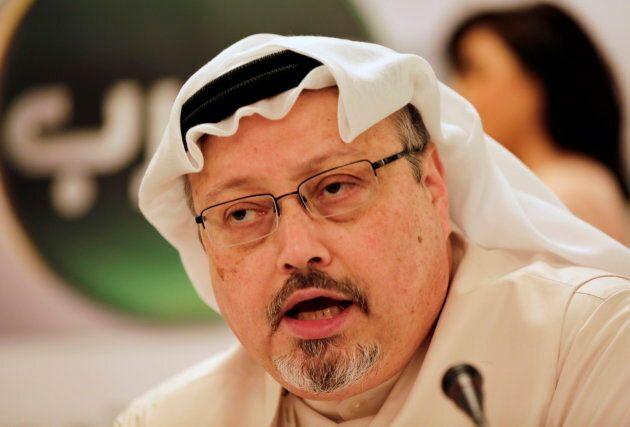 Jamal Khashoggi. Dec. 15,