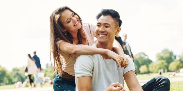 Dating white guy girl chinese 10 Reasons