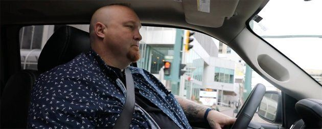 Heavy-haul truck driver Steve Kelly thinks automation is going to devastate his community.
