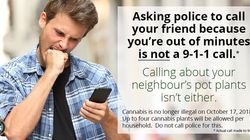 'Distracted Boyfriend' Shows Up In Toronto Police's Weed