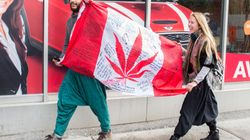 Canadians Celebrate Weed Day From Coast To Coast To