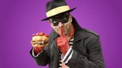 WATCH: McDonald's New Hamburglar Is Here And He's Kinda