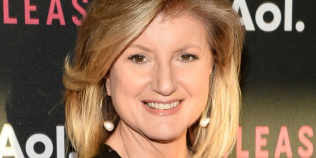 Arianna Huffington Speaking With Social Media Stars At DLDnyc Conference: Live Stream