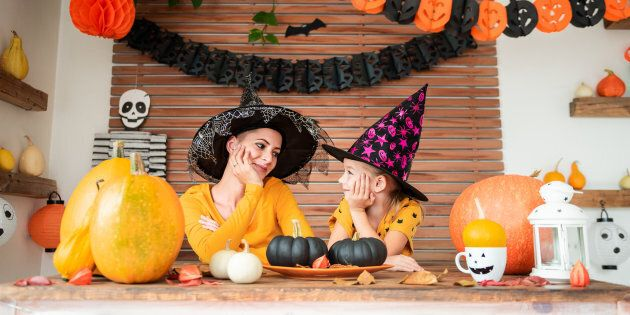 Small Pumpkin Decorating Ideas To Get Kids In The Halloween Mood