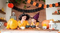 Small Pumpkin Decorating Ideas To Get Kids In The Halloween