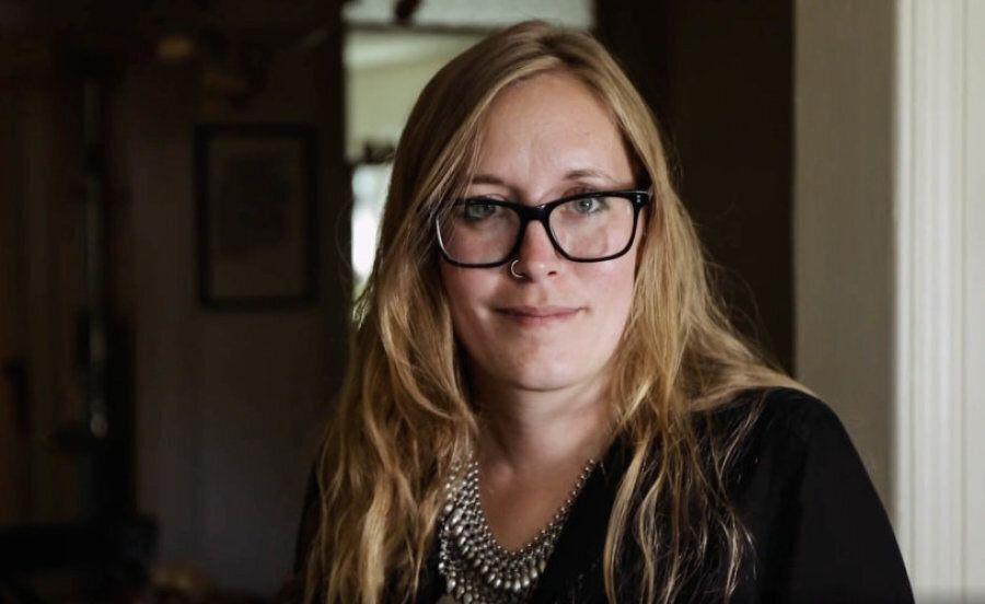 Photographer Jessie Golem has taken portraits of basic income recipients across