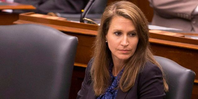 Attorney General Caroline Mulroney says her office is reviewing an increase in funding promised to rape crisis centres by Ontario's previous Liberal government.