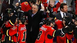 Flames' Bench Boss Up For Coach Of The