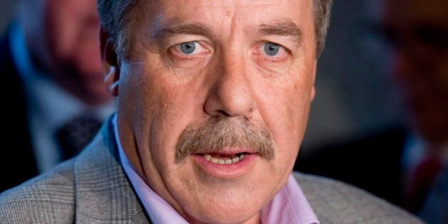 Peter Stoffer, NDP MP, Knighted By The