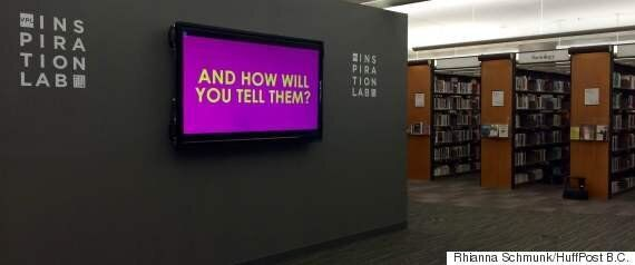 Vancouver Public Library's Inspiration Lab Just Made Learning