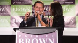 Ex-Ontario Tory Leader Patrick Brown Elected Mayor Of