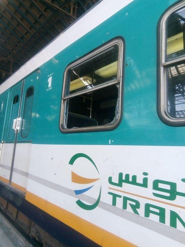 Plusieurs trains et métros vandalisés depuis le début de ramadan, la Transtu estime les dommages à 200...