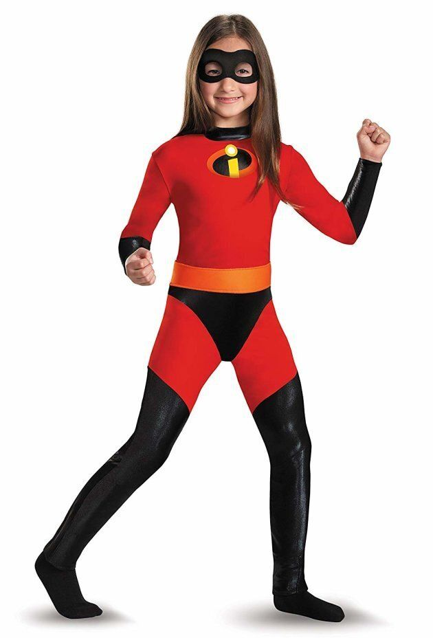 Fierce Halloween Costumes For Girls Who Are A Little Bit