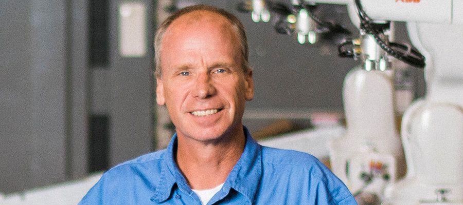 Steve Matusch is president of Sudbury-based Ionic