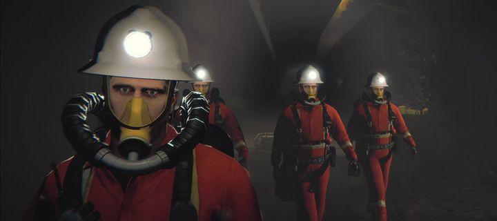 Ferdeno is the world's first fully interactive and digital underground training mine.