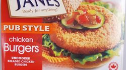 Janes Chicken Burgers Recalled Due To Salmonella