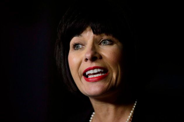 Health Minister Ginette Petitpas Taylor says the proposed new rules will help protect women and
