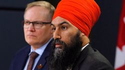 NDP Blasts 'Petty' Trudeau For Not Calling B.C. Byelection Singh