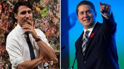 Trudeau, Scheer Say 2019 Election Will Be 'Nasty,' In Case You Weren't