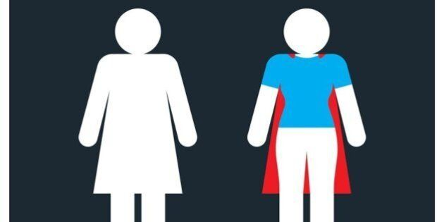 'It Was Never A Dress' Makes Bathroom Signs A Whole Lot More