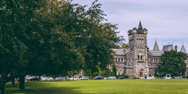 University of Toronto came in at number 20 on a global list of university