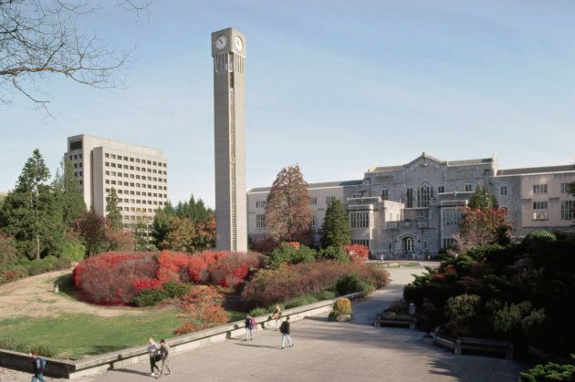 University of British Columbia, which ranked at 29th place globally, and 12th in the world for environmental