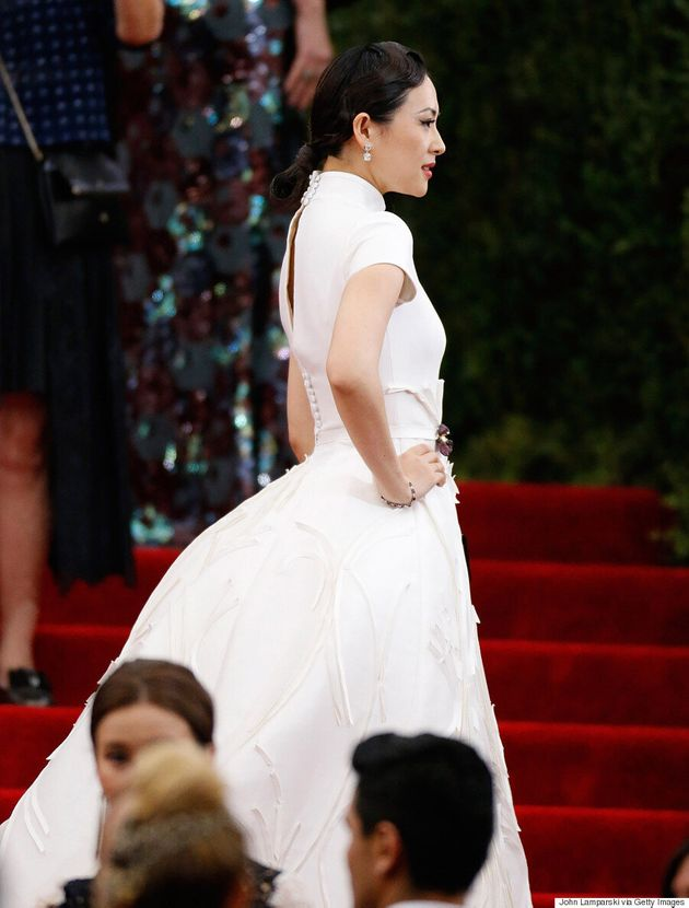 Zhang Ziyi's Met Gala 2015 Dress Pays Tribute To The Theme In All The Right