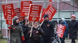 Ontario Teachers Brace For