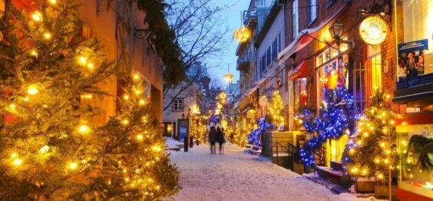 We Know Exactly Why Quebec City Is One Of The Top Culture Cities In The