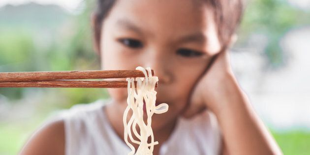 Scalds (burns from hot liquids) are often caused by instant soup and noodles, researchers have
