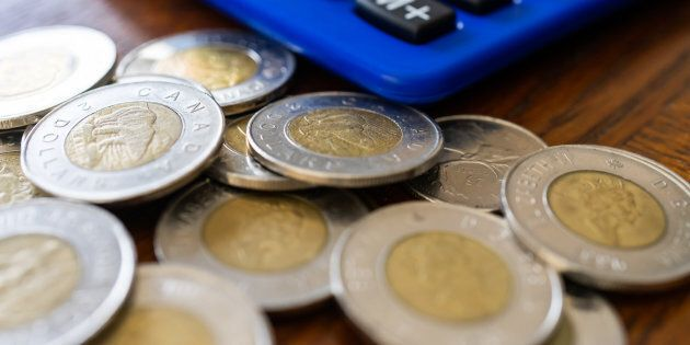 Most Canadians believe they need to earn $250,000 a year in order to be financially comfortable, according to a new survey.