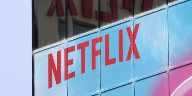 Netflix office in Los Angeles, CA. on July 16,