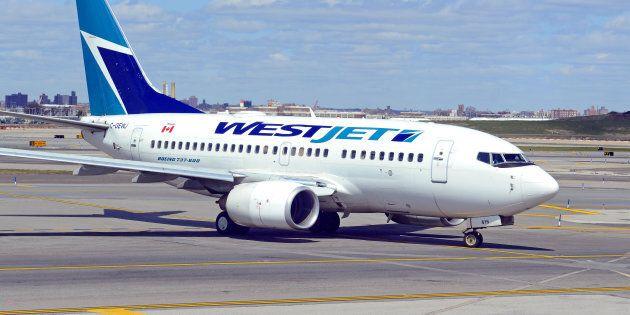 WestJet Passenger Stephen Bennett Kicked Off Flight For Falling