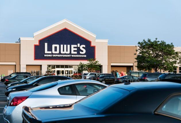 Lowe's announced on Monday that it was closing some 30 stores in the U.S. and
