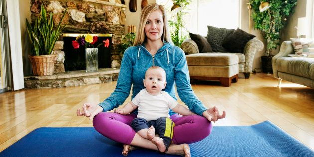 Some women elect to try alternative therapies to treat maternal mental illness