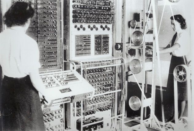 Bletchley Park, the British forces' intelligence centre during WWII, where cryptographers deciphered top-secret military communiques between Hitler and his armed forces.