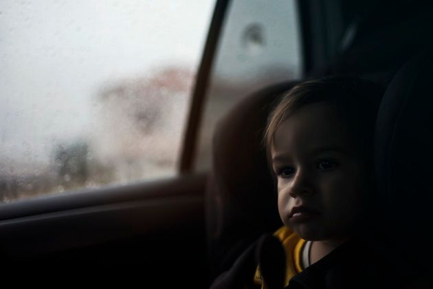 Many Canadian parents say they're more cautious when they drive with a child in the car.