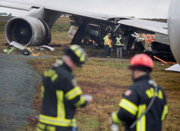 The SkyLease cargo plane is pictured Nov. 7,