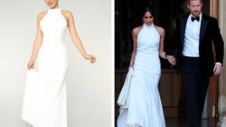 A Replica Of Meghan Markle's Reception Dress Could Be Yours For