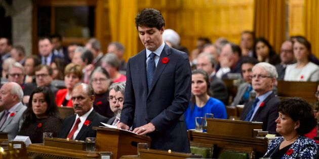 Prime Minister Justin Trudeau delivers a formal apology over the fate of the MS St. Louis and its passengers...