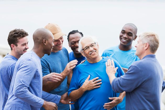 The Day I Joined A Brotherhood Of Men With Prostate