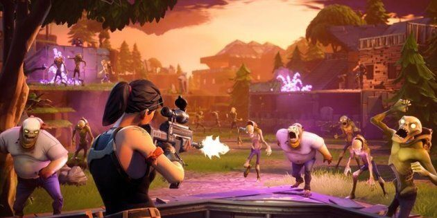 Police in Quebec warn of online sexual extortion linked to popular Fortnite game, pictured