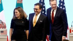 U.S. Appears To Be Rewording USMCA Trade Deal Behind Canada's