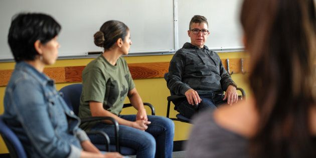 The Veterans Transition Program helps former Canadian military members sort through their trauma and reintegrate back into civilian live.