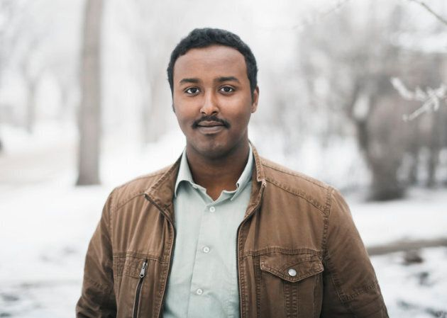 Edmonton resident Bashir Mohamed says he won't remove his tweets that call MP Kerry Diotte