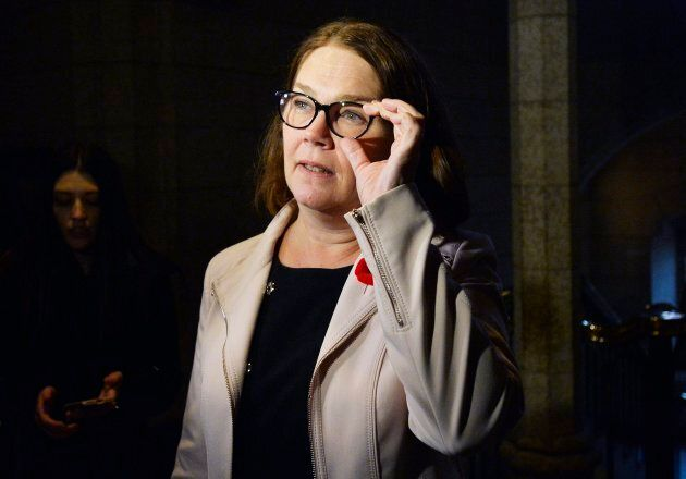 """Jane Philpott, Minister of Indigenous Services, calls forced sterilization """"a very serious violation of human rights."""""""