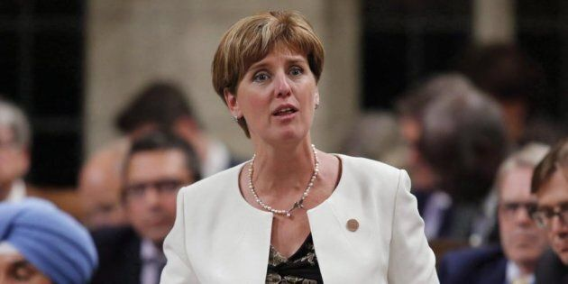 International Development Minister Marie-Claude Bibeau in Ottawa on June 7,